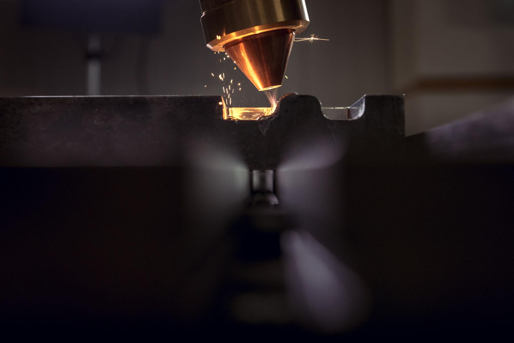Preenchimento a Laser