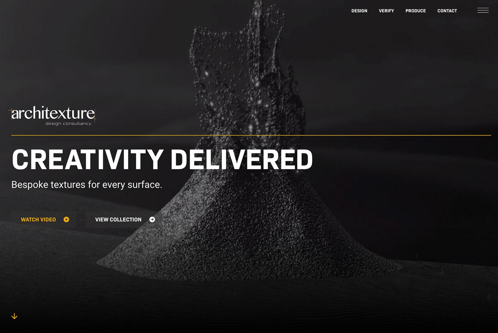 architexture website