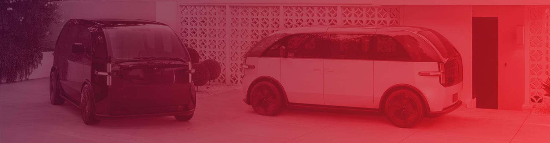 """Electric vehicles embrace """"anti-car"""" design"""
